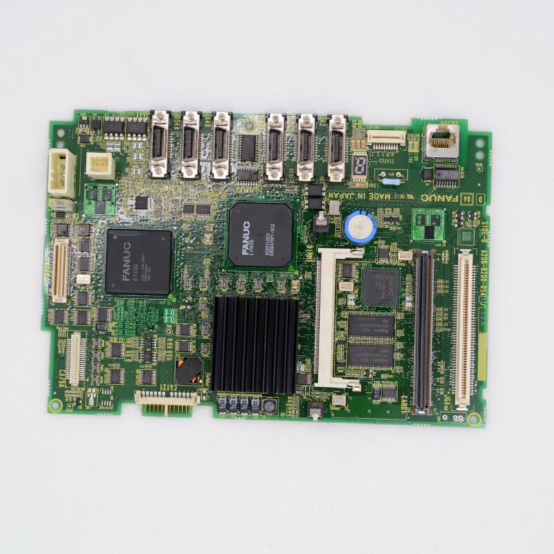 NEW ORIGINAL FANUC MAIN BOARD A20B-8200-0543 EXPEDITED SHIPPING