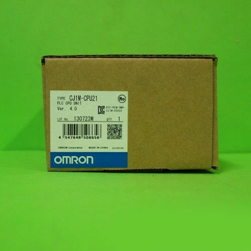 1PC OMRON CPU UNIT CJ1M-CPU21 CJ1MCPU21 NEW ORIGINAL EXPEDITED SHIPPING