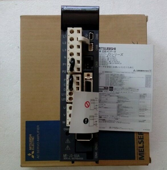 MITSUBISHI AC SERVO DRIVER MR-J3-60A MRJ360A NEW EXPEDITED SHIPPING