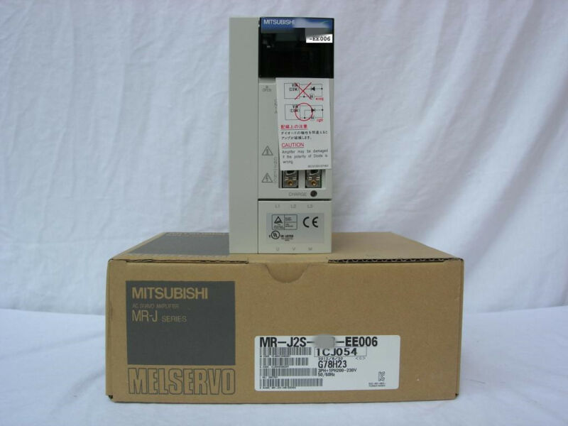 MITSUBISHI AC SERVO DRIVER MR-J2S-70B-EE006 NEW ORIGINAL EXPEDITED SHIPPING