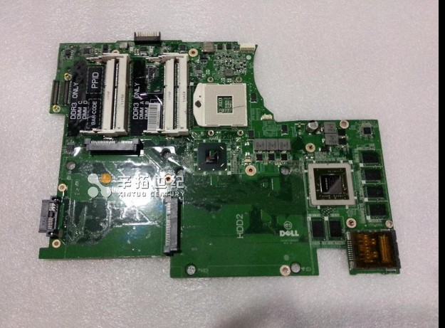 Motherboard For DELL XPS 17 L702x 4 Memory slots 12 Video memory