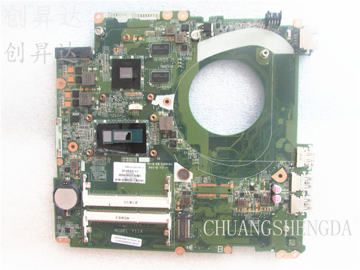 HP PAVILION 15-P203LA DAY11AMB6E0 SPARE NO. 766473-501 Mainboard