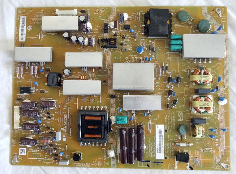 "Sharp AQUOS LC-70LE650U 70"" TV power board, DPS-206EP A tested"
