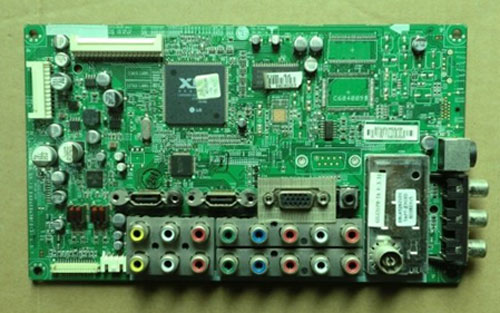 LG TV 42LG50FR-MA Main Board EAX40043810(3) EAX40043810