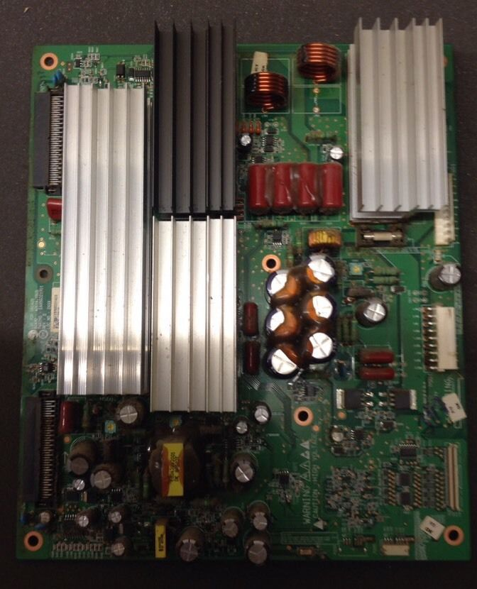 Lg Plasma Tv Board EBR50221403 EAX50221901 rev:D Ysus Board (ref