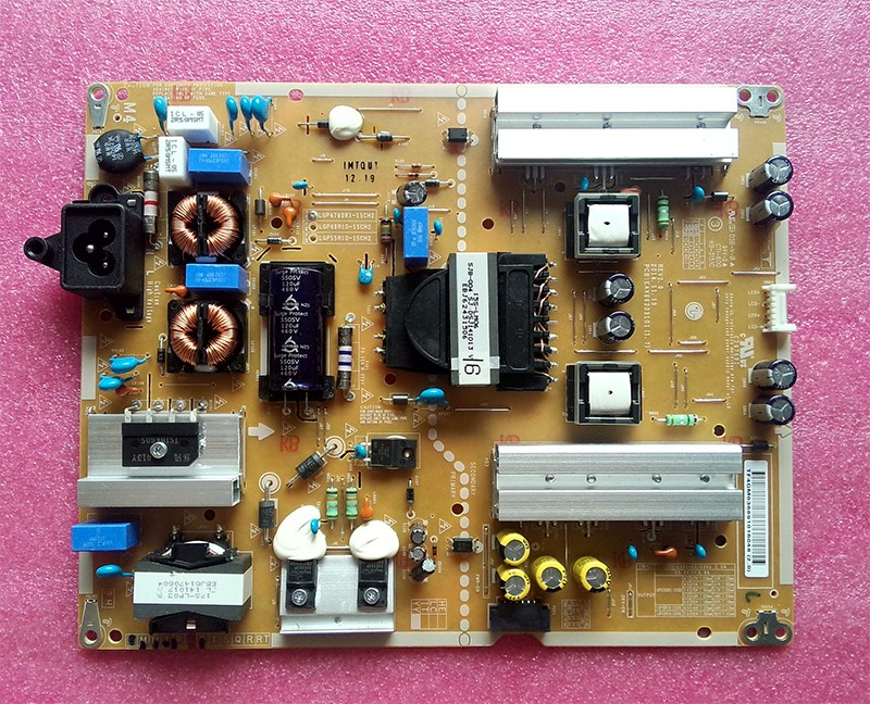 LG EAY63689101 Power Supply LED Board
