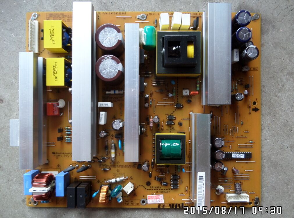 LG EAY58316301 (2300KPG085B-F PSPU-J806A) Power Supply Unit