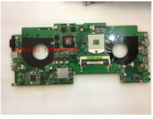 Asus G46VW motherboard P/N: 60-NMMMB1100-E02 90R-NMMMB1100Y GT66