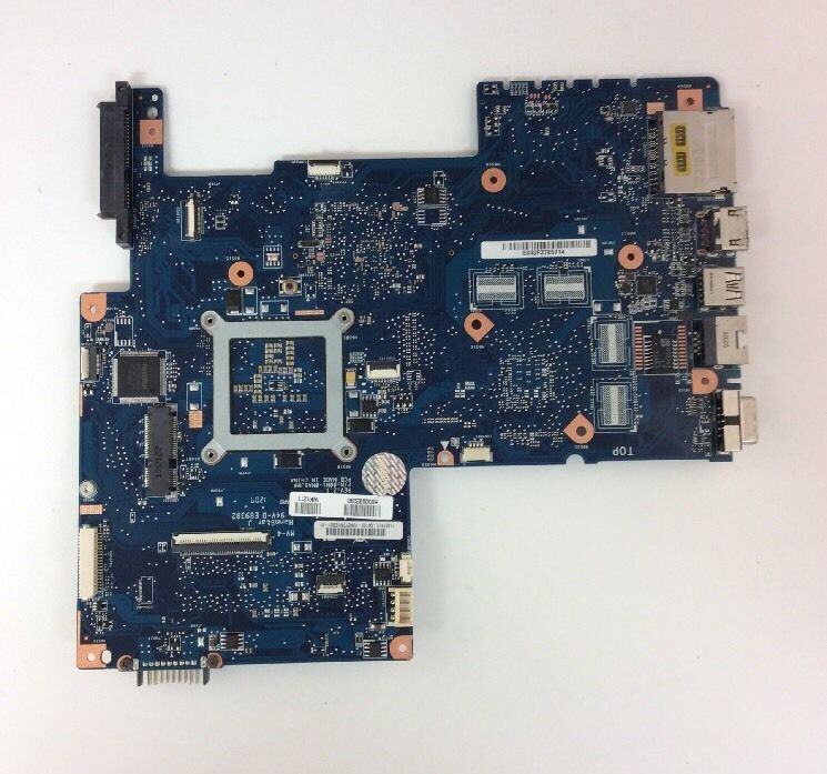 Toshiba Satellite L775 Series Laptop Intel Motherboard H00003229