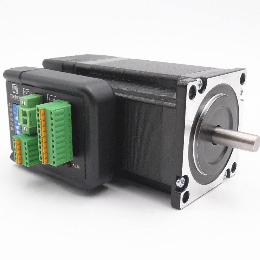 2NM Hybrid NEMA23 Integrate Closed Loop Stepper Motor Drive IHSS57-36-20 36V