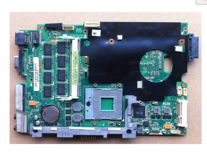 "ASUS K40IJ Laptop motherboard 14"" intel system mainboard"