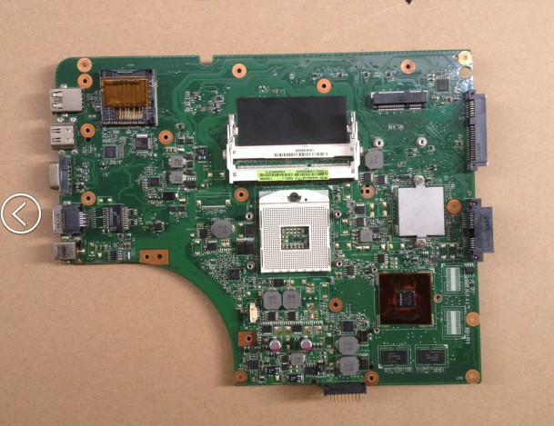 Asus Motherboard K53SV REV 3.0 With 4 Video Memory