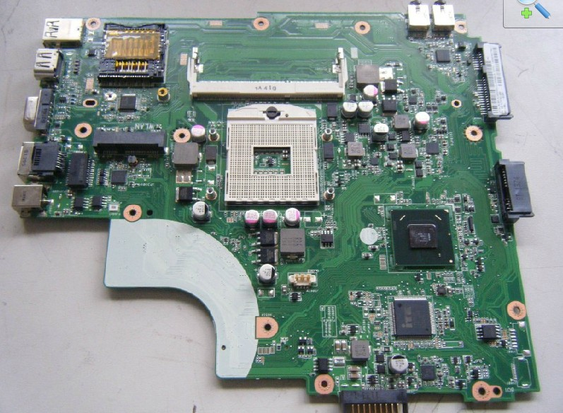 For Asus K54l laptop motherboard 100% tested Integrated