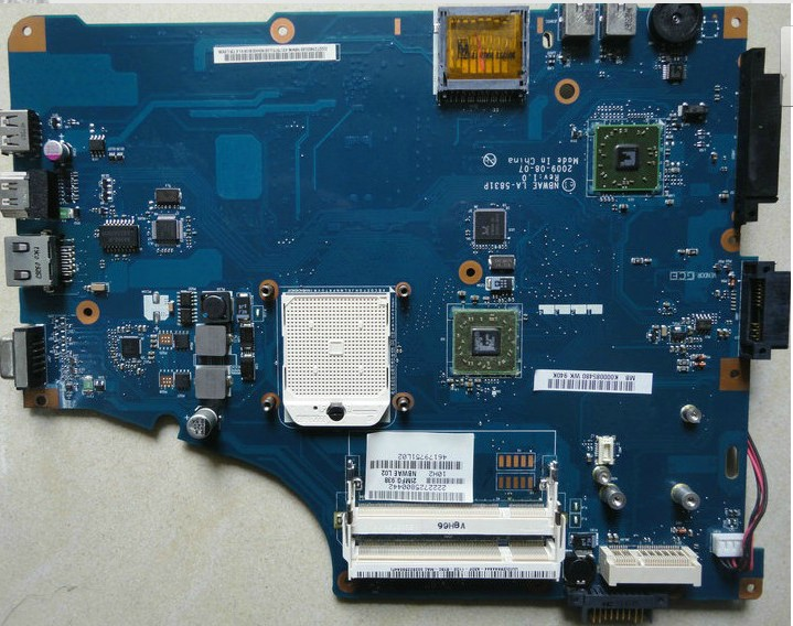 Toshiba Satellite L455 L455D Laptop Motherboard 46183551L05 K000