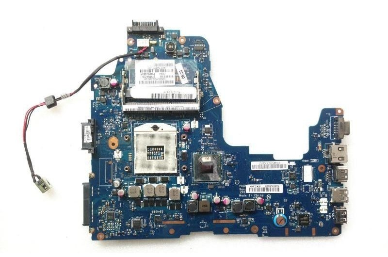 Intel HM65 For Toshiba P750 P755 Motherboard PHQAA LA-6832P K000