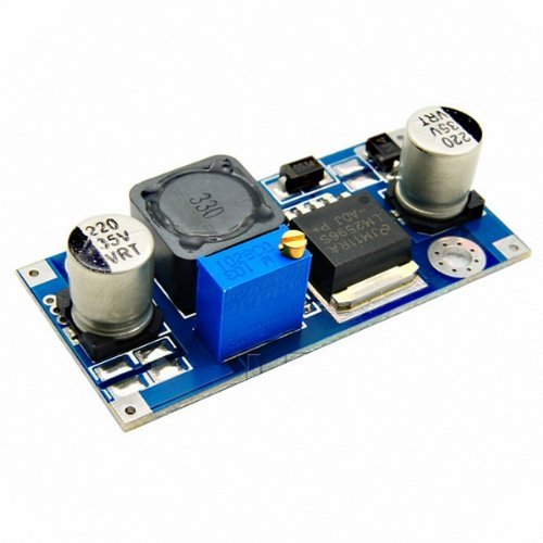LM2596 DC-DC Buck Converter Step Down Module Power Supply Output 1.23V-30V