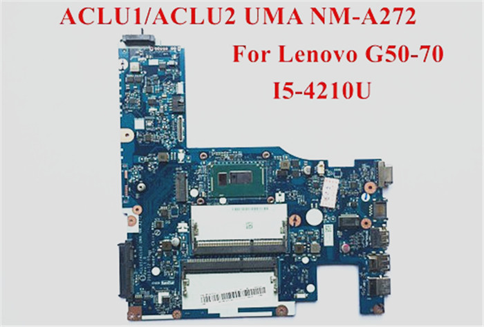 Lenovo G50-070 Motherboard w/ Intel i5-4210U 1.7GHz CPU NM-A272