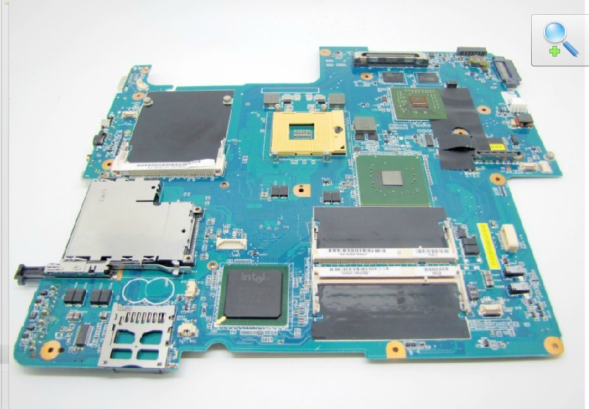 Non-intergrated MBX-156 motherboard MS20,A1185823A,for sony VGN-