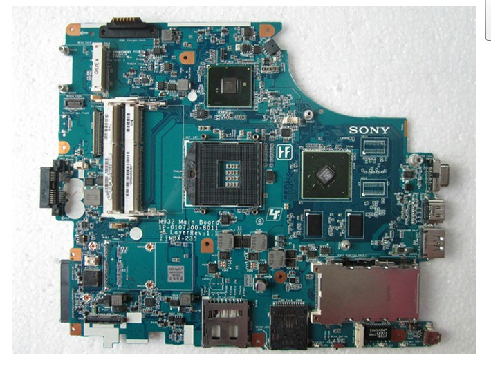 motherboard A1796397C for sony mbx-235 M932 Main Board M932 Mai