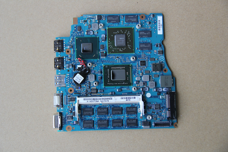Motherboard Sony VPC-SC41 Intel MBX-237 w/ i5-2450M 2.5GHz CPU