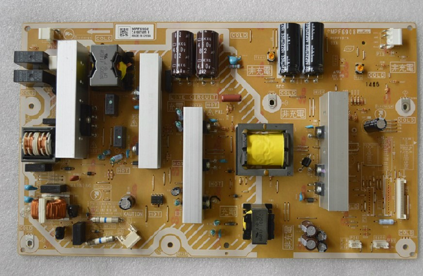 "NEW POWER SUPPLY FOR 42"" PLASMA TV TX-P42S30B TX-P42S31B MPF6909"