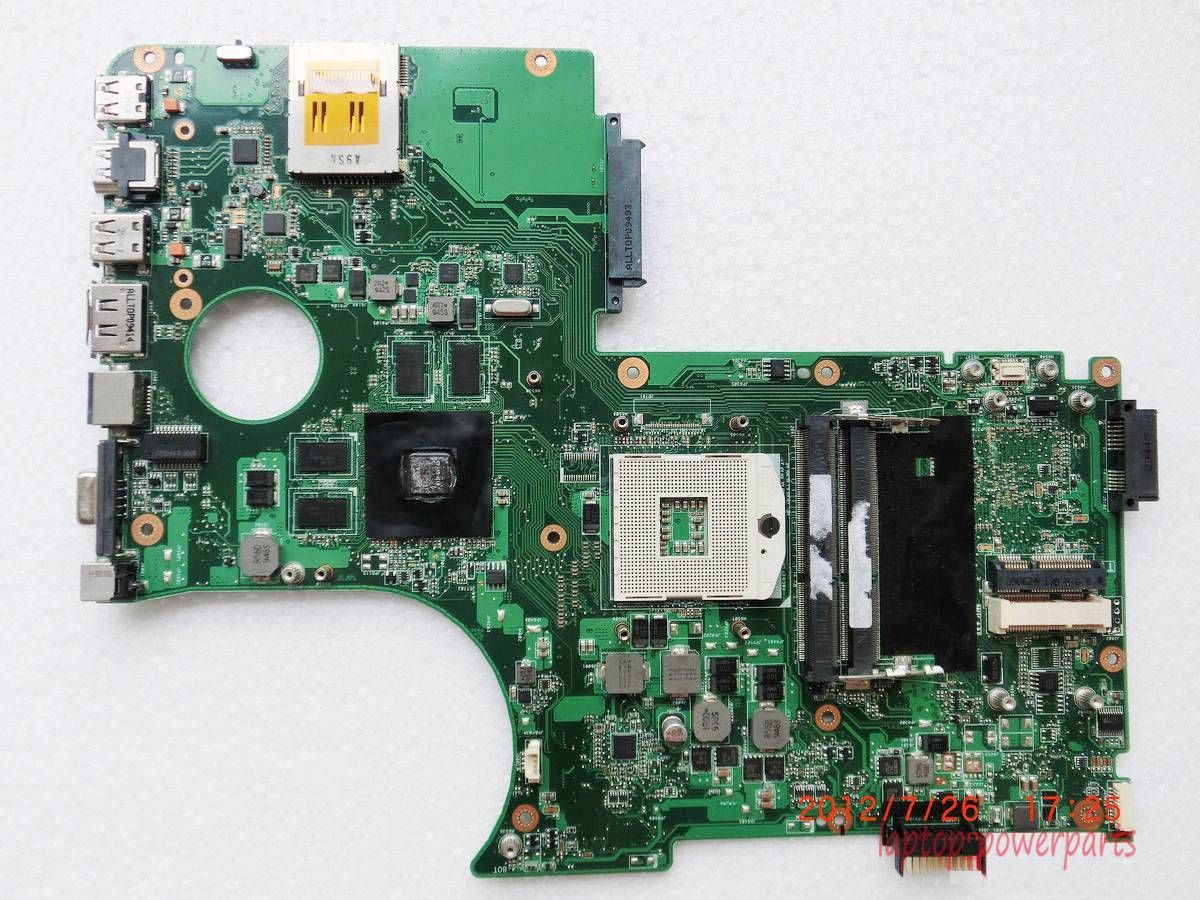 Motherboard N71JV for ASUS N71JV notebook system board intel ddr