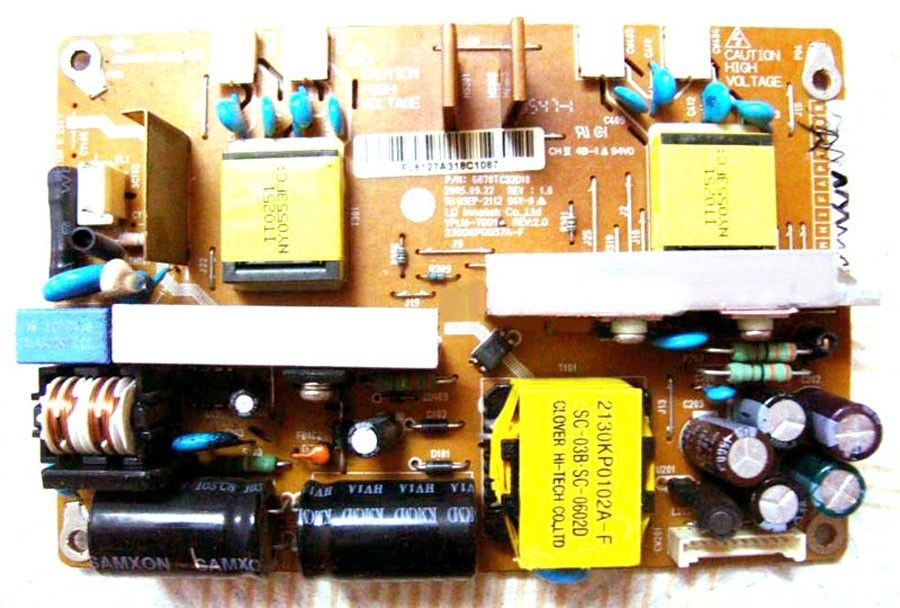 Supply Power Board For LG L226WA LX26WP LX26WPQ PLLM-M602A 2300K