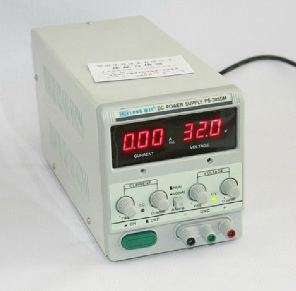 Variable 30V 5A DC Power Supply For Lab PS-305D 110V/220 adjustm