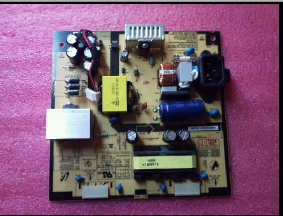 PWI2204ST power supply board (A) 15 v to 5 v output four light