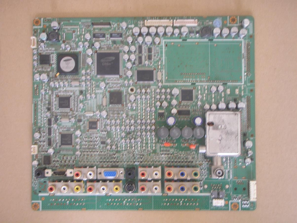 SAMSUNG PS42S5H BN41-00582C MAIN AV BOARD (BN94-00702B)