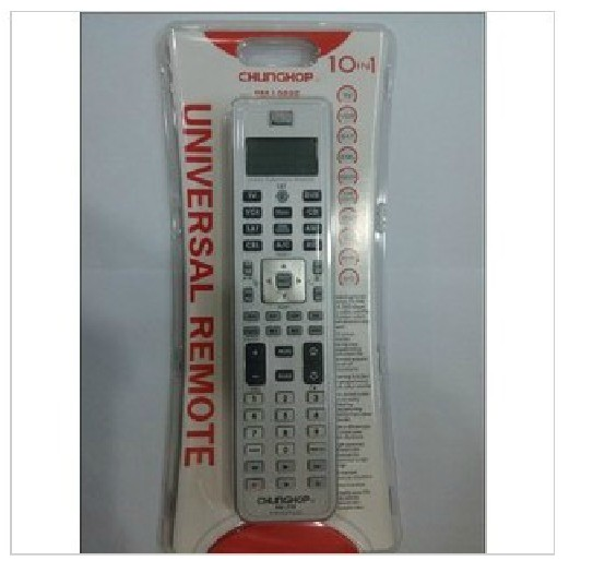 RM-L988 LCD Universal Learning Remote Control for TV SAT AC