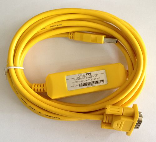 USB-PPI Programmer Cable USB to RS485 ADAPTER for Siemens S7-200 PLC