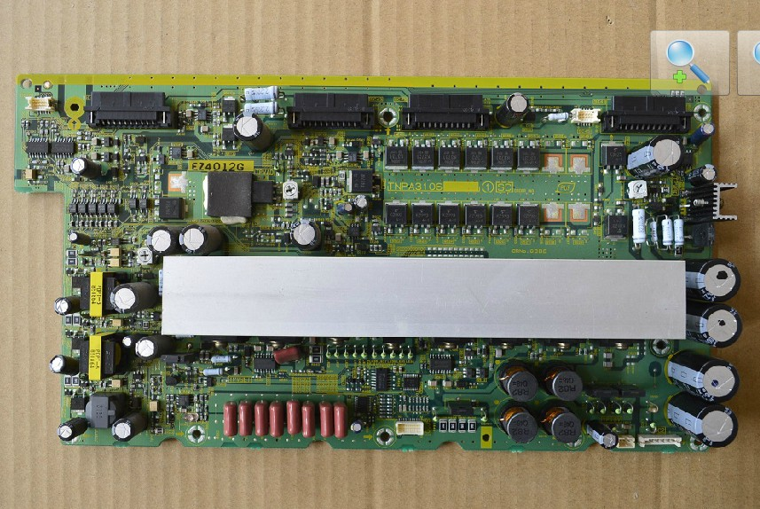 PANASONIC TH-37PD25 BOARD TNPA3106 AB 1SC