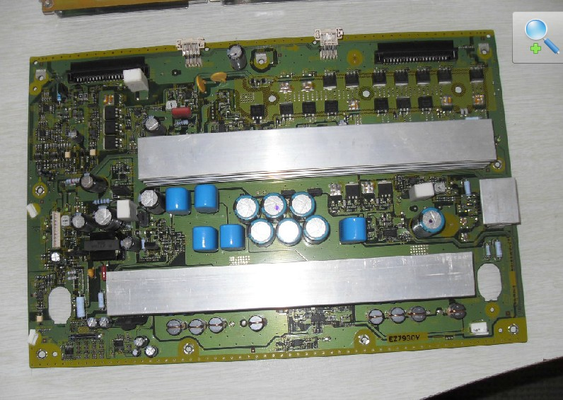 Panasonic SC Board YSUS Y-Sustain TNPA4186 TH50PX75U