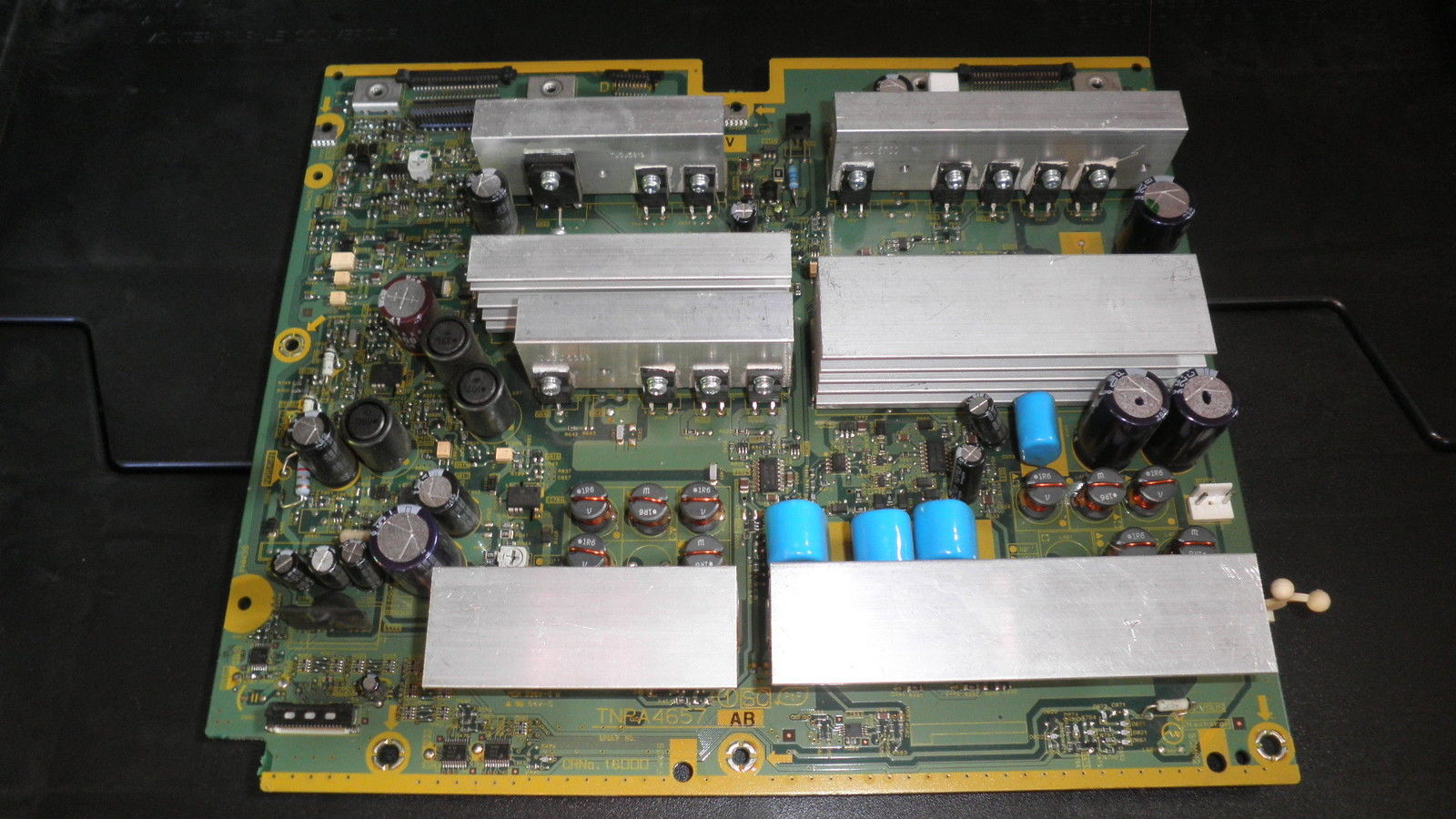 TH-46PZ85U SC Y-Sus YSUS Sustain Board Main TNPA4657AB
