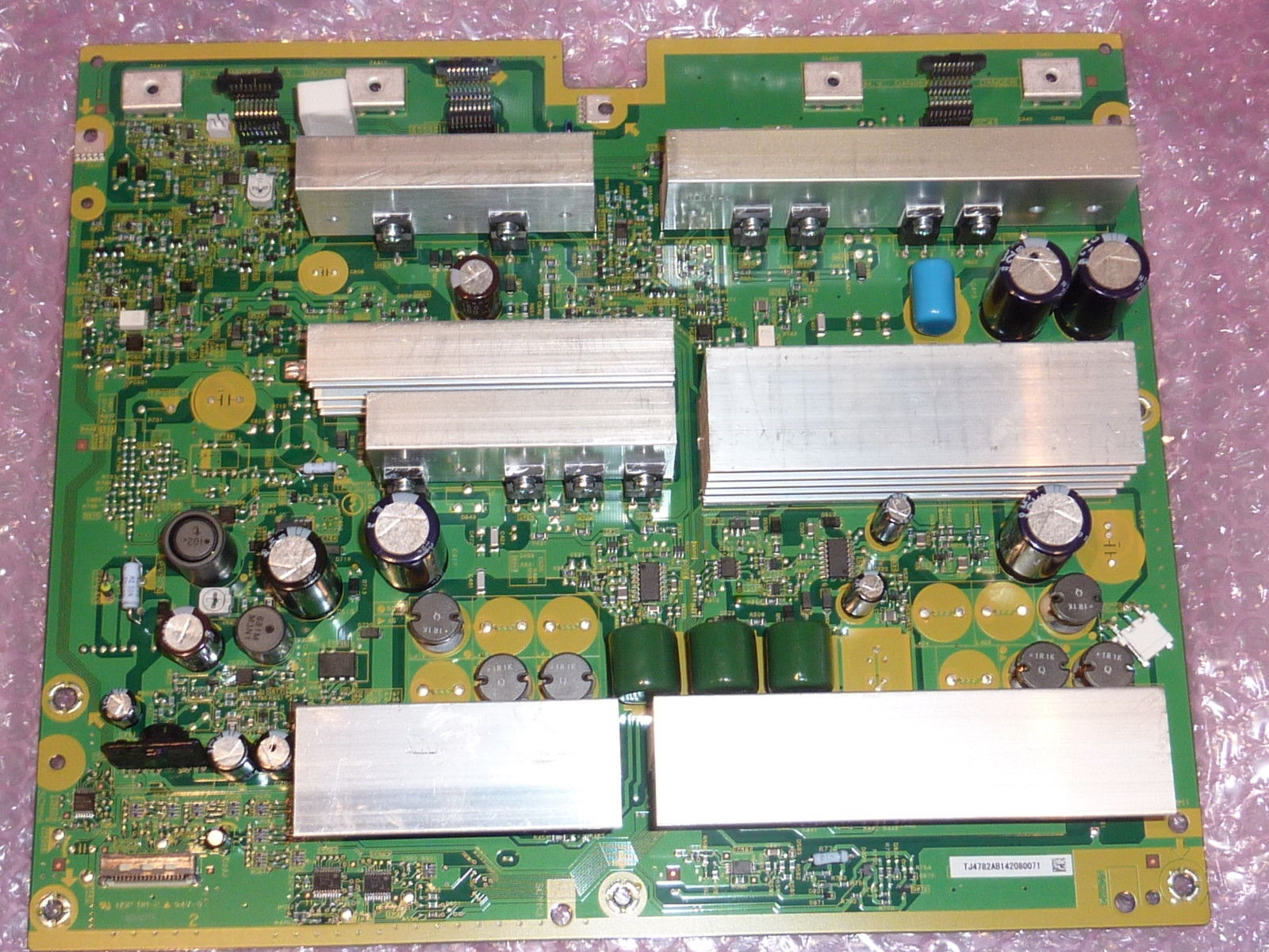 Panasonic TXNSC1EDUU (TNPA4782AB) SC Board for TC-50 series