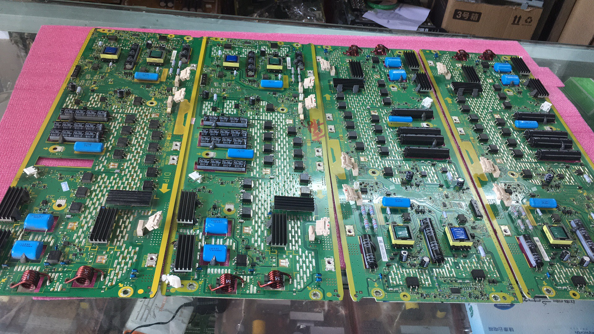 "SC board for Panasonic 46"" plasma TV TX-P46GT30B TNPA5335AH TNPA5335 AH"