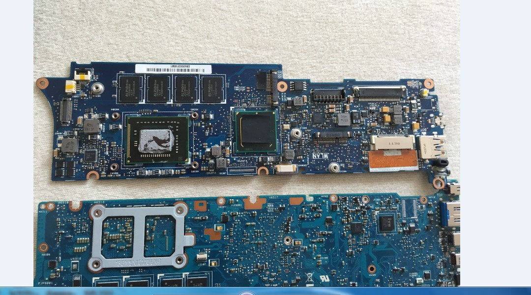 ASUS UX21E REV:2.0 I7 -2677M Main board Motherboard