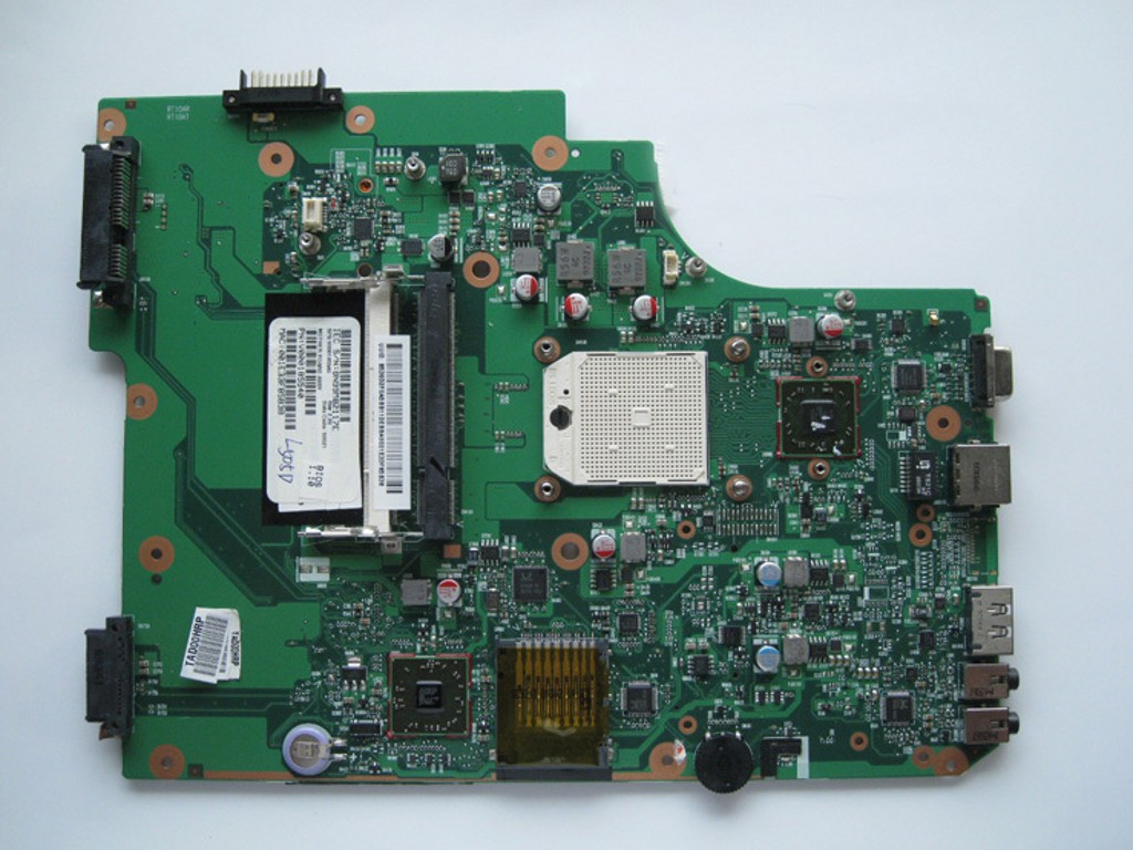 Toshiba Satellite L505D Motherboard V000185540 AMD 1310A2250808