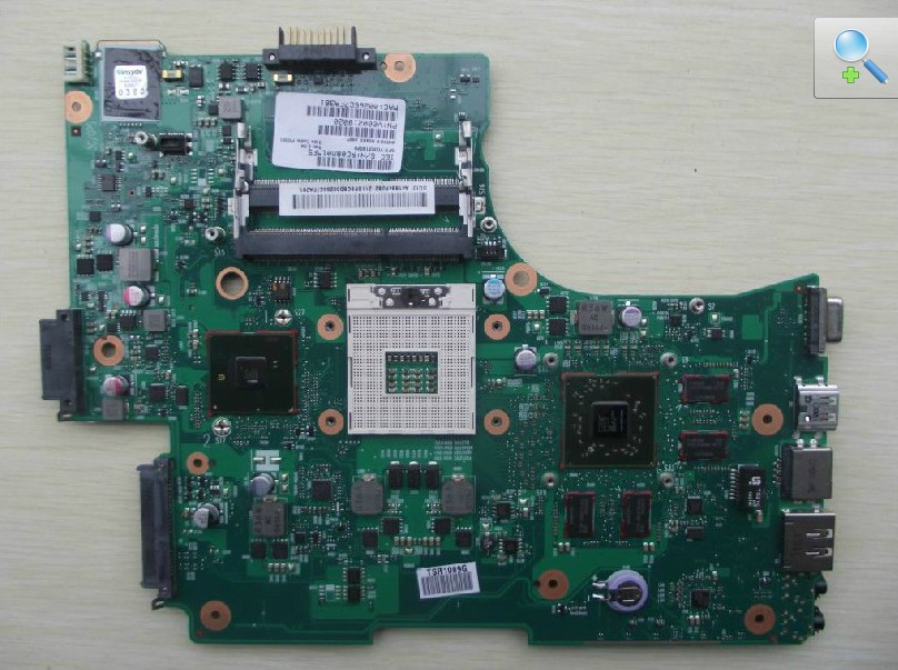 V000218020 laptop motherboard for Toshiba L650 L655 100%Tested N