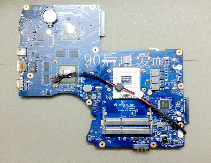 Laptop Motherboard For ASUS X93SM REV 2.0 P/N: PBL80 LA-7441P