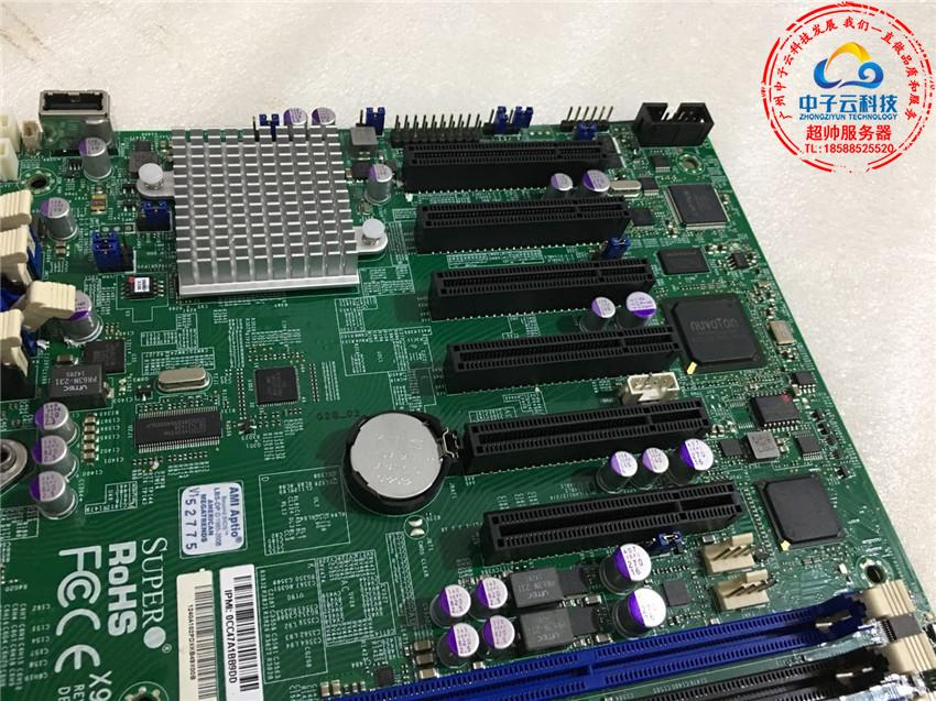 Intel Super Micro X9DRD-7LN4F Motherboard LGA 2011 Socket R w/ Warranty
