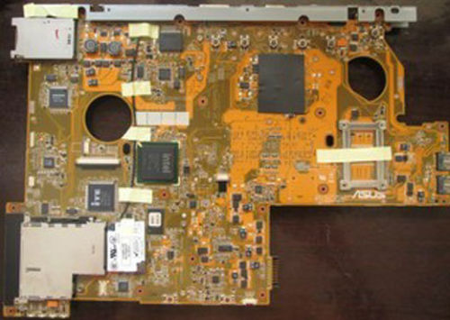 FOR ASUS Z99S Laptop Motherboard