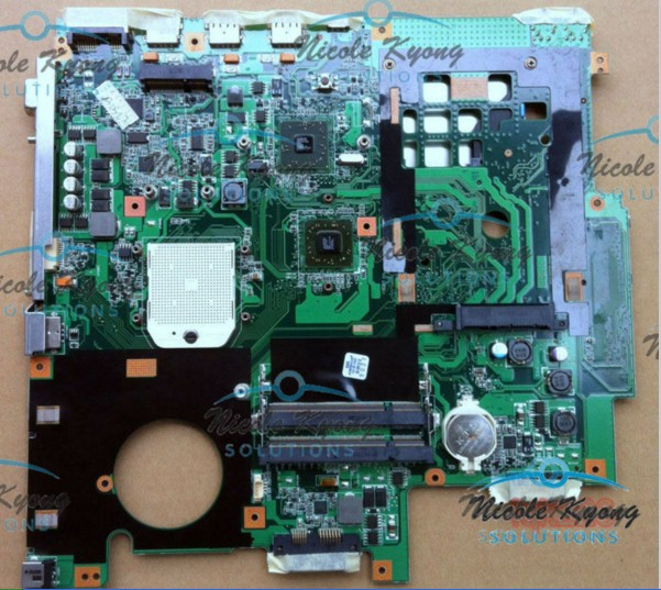 For ASUS F5Z laptop motherboard mainboard Tested