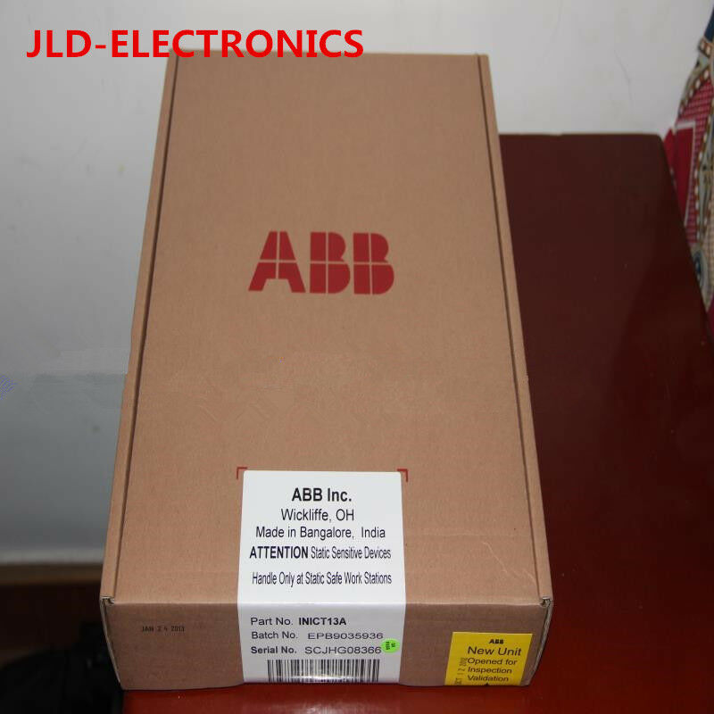 ABB BAILEY INICT13A NEW SEALED 1PCS