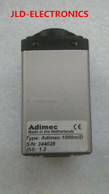 Adimec-1000m/D used and tested with 3month warranty