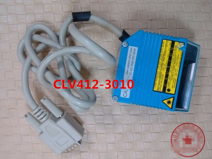 SICK CLV412-3010 tested and used in good condition