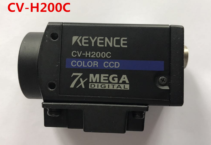 KEYENCE CV-H200C CVH200C tested and used in good condition