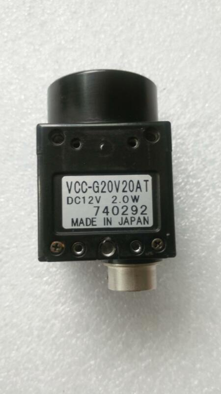 CIS VGA VCC-G20V20AT tested and used in good condition