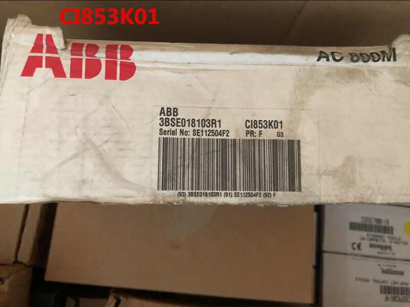 ABB CI853K01 3BSE018103R1 NEW SEALED
